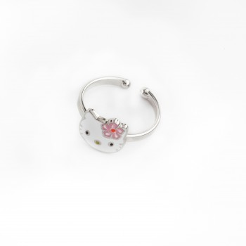 ANILLO HAWAII KITTY ROSA - Regalanda