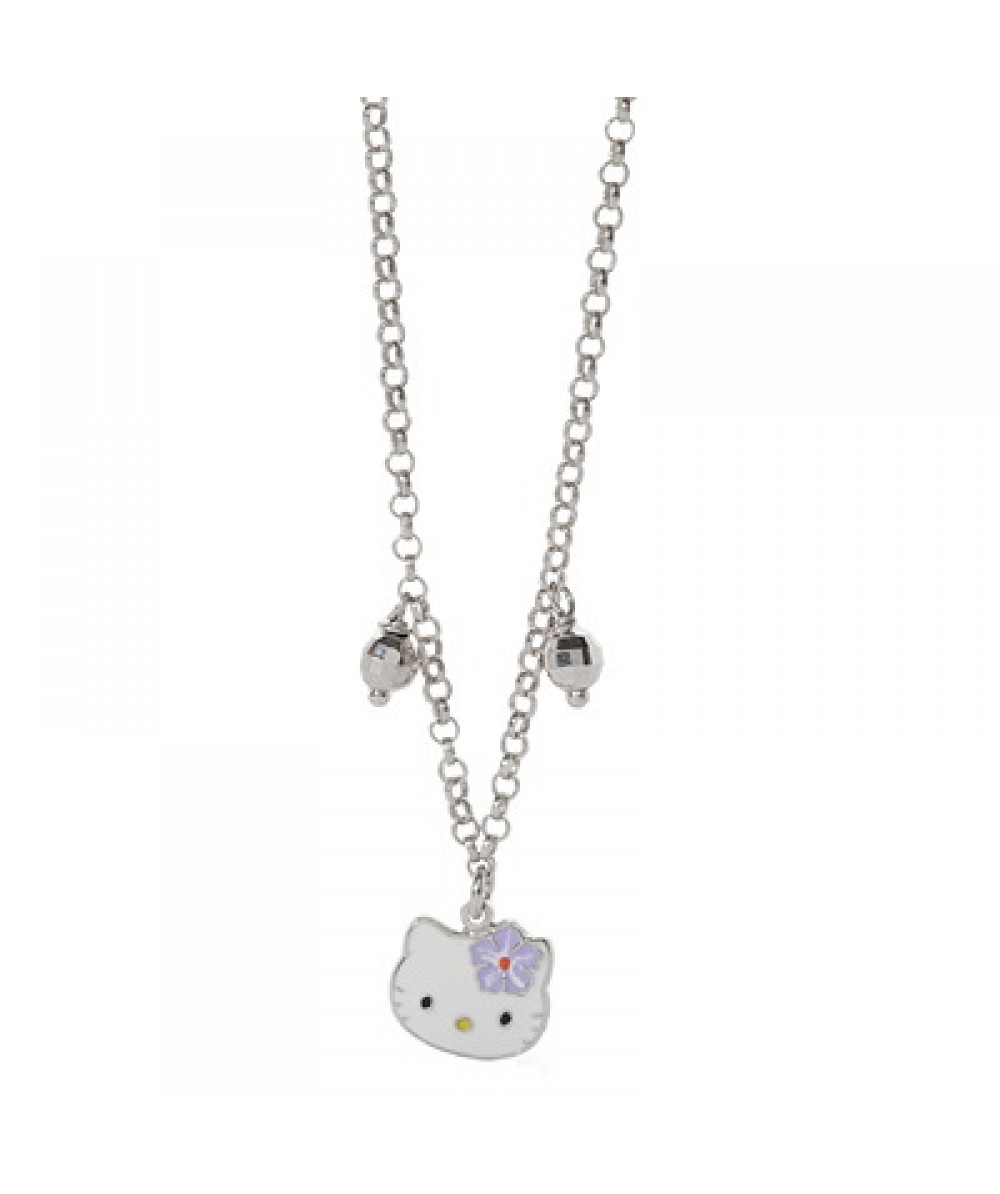COLLAR HAWAII KITTY VIOLETA - Regalanda