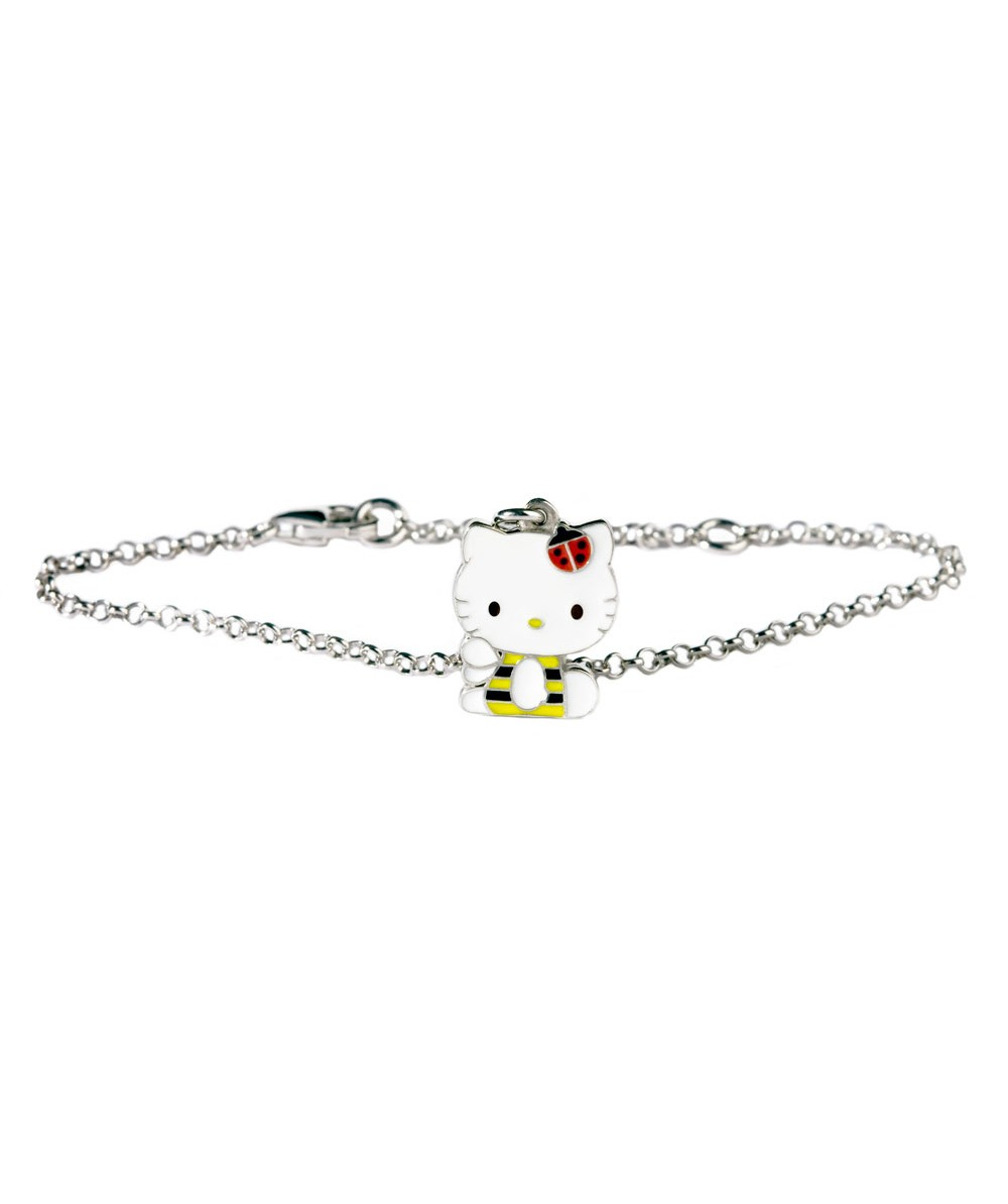 PULSERA HONEY KITTY AMARILLO - Regalanda